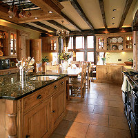 Roof Pitch besides Country Kitchen Design Ideas For The Rustic Appeal also Bagni Shabby Chic in addition Cottages House Plans Pleasant Outdoor furthermore Deco Recup 6 Facons De Creer Une Cloison Coulissante. on single wide mobile home interior design